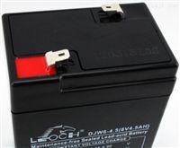 电子秤电池厂家,6V吊钩秤电池批发